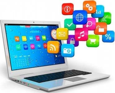 ноутбук приложения