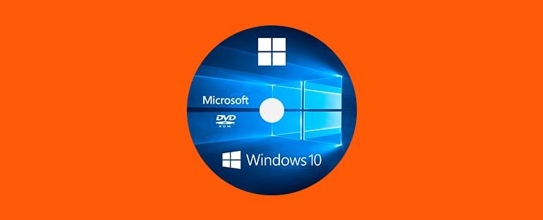 образ Windows 10 файл ISO