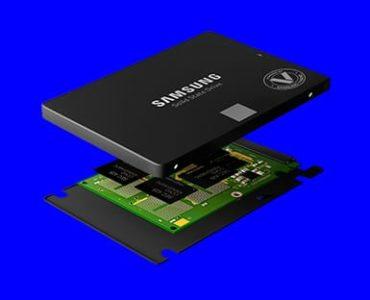 RAPID в SSD SAMSUNG