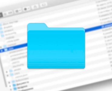 Работа с файлами в MacOS X