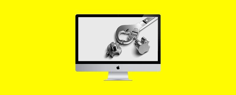 неисправности в Mac OS