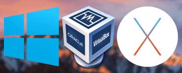 macos sierra virtualbox