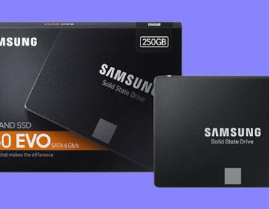 Samsung 860 EVO Rapid