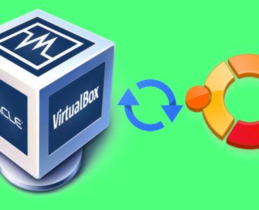 Установка Ubuntu в VirtualBox