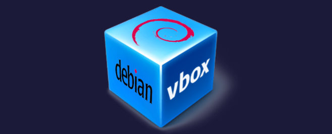 Установка Debian в VirualBox