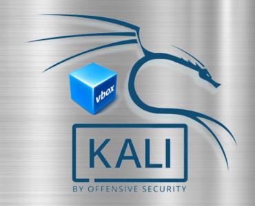 Пошаговая инструкция по установке Kali Linux в VirtualBox