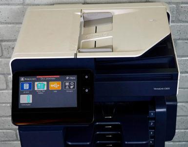 Обзор цветного МФУ Xerox VersaLink C605