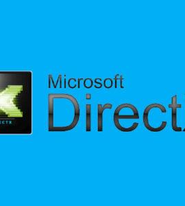 Как скачать и установить DirectX
