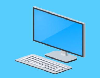 Вернуть иконку Компьютер на рабочий стол Windows 10