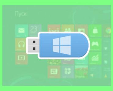 Чистая установка Windows 8