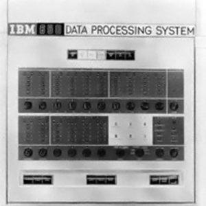IBM представила Model 650