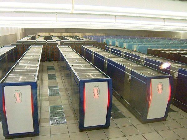 Японские суперкомпьютеры конкурируют с Cray