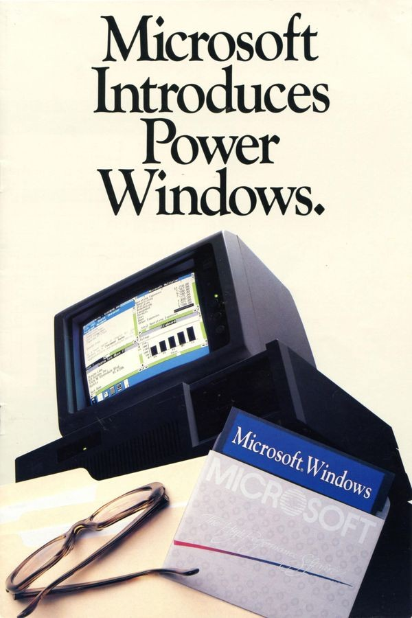 Microsoft представил Windows