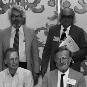 Комитетом ACM/GAMM сформирована команда для работы над Algol 60