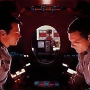 Начало работы вымышленного компьютера HAL 9000