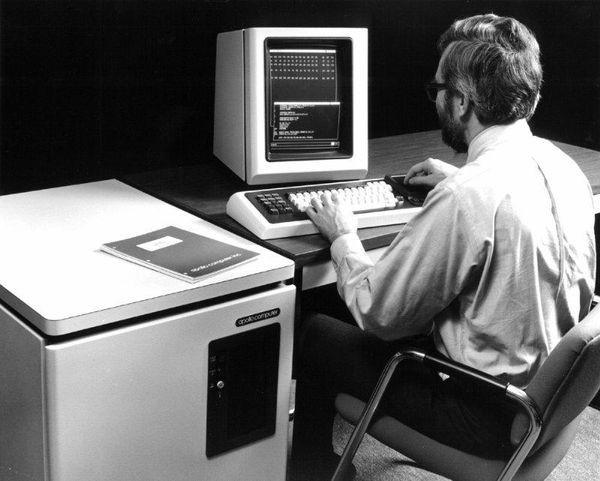 Зарегистрирована компания Apollo Computer
