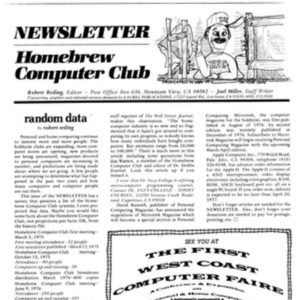 Началась первая компьютерная выставка на Западном Побережье США