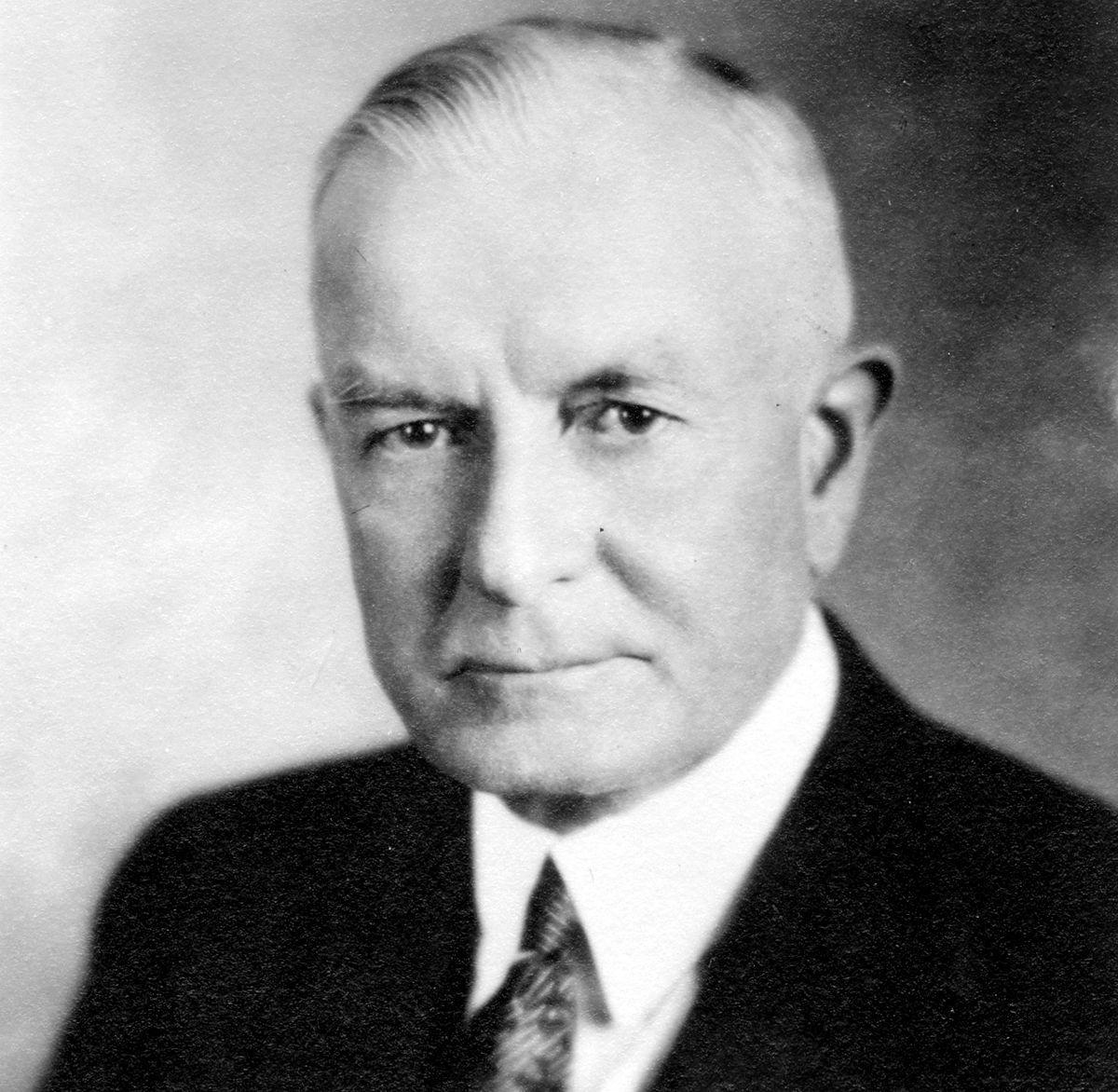 Родился Томас Дж. Уотсон-старший