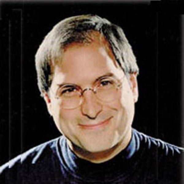 Родился Стив Джобс