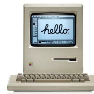 Apple Computer выпустила свой компьютер Macintosh