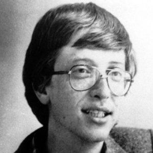 20-летний Билл Гейтс выступил перед энтузиастами персональных компьютеров