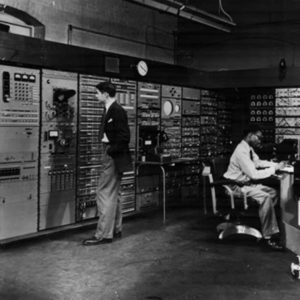 MIT вывел из эксплуатации компьютер Whirlwind
