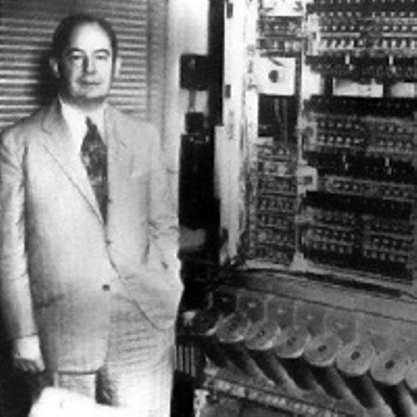 Родился Джон фон Нейман