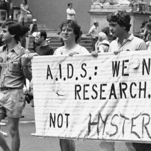 Компьютеры начали использоваться в исследованиях СПИДа