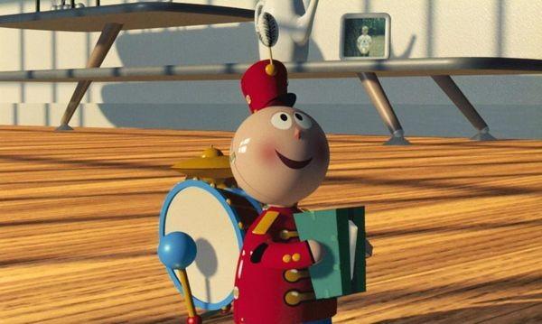 Pixar получила Оскар за Tin Toy