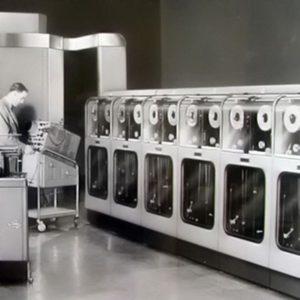 Бюро переписей получило компьютер UNIVAC I