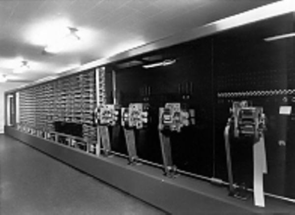 Гарвард и IBM договорились о создании «гигантского мозга» Mark I