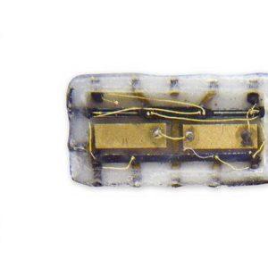 Джек Килби подал заявку на патент «миниатюрных электронных схем»