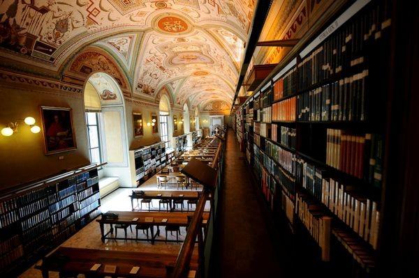 Ватиканская библиотека теперь онлайн