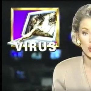 Массовая паника по поводу вируса «Микеланджело»