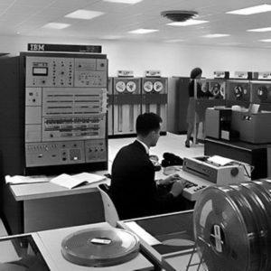 IBM анонсирует семейство компьютеров «System 360»