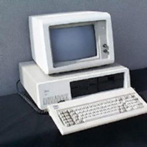 IBM представила персональный компьютер