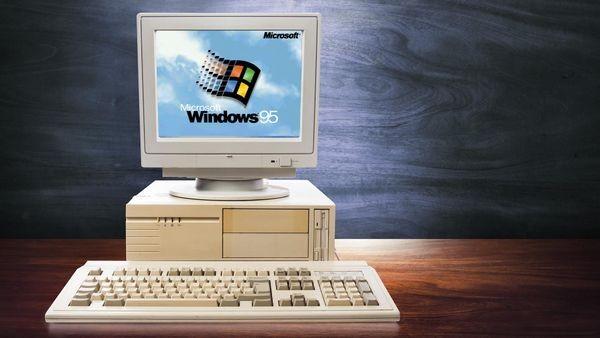 Программист предложил встроить Internet Explorer в Windows 95