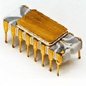 Опубликована первая реклама микропроцессора