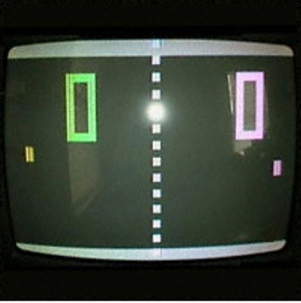 Atari анонсировала Pong