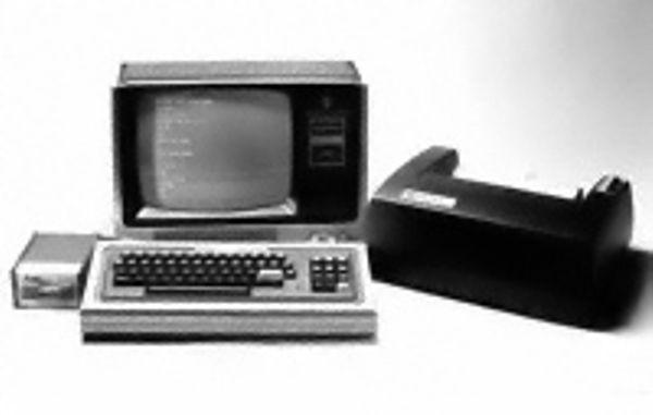 Radio Shack представила компьютер TRS-80