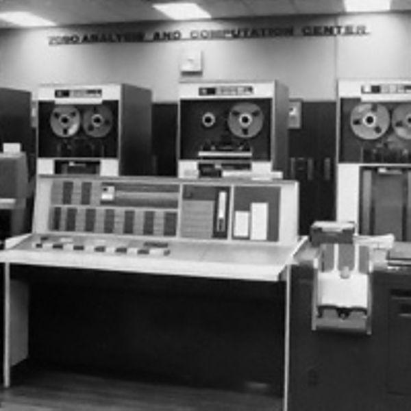 IBM представила мэйнфреймы 7090