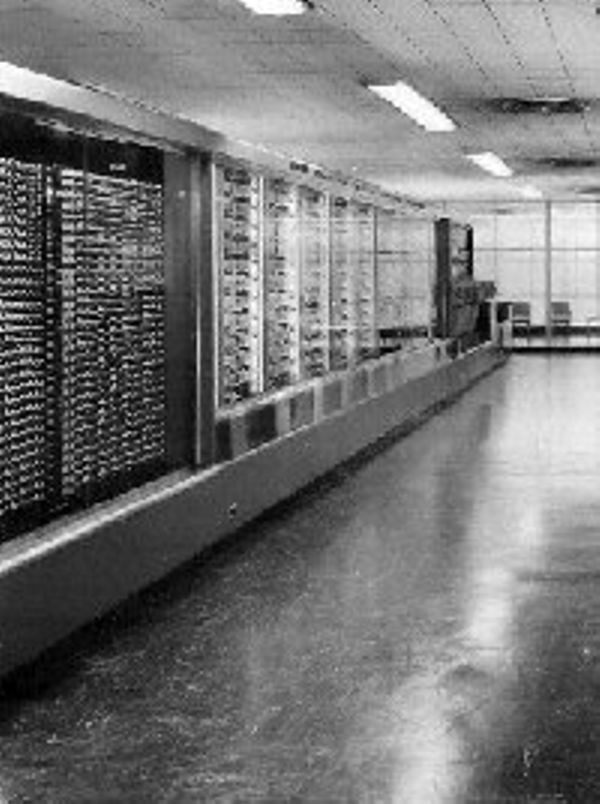 IBM представила в Гарварде Giant Brain
