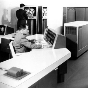CDC представила компьютер 1604
