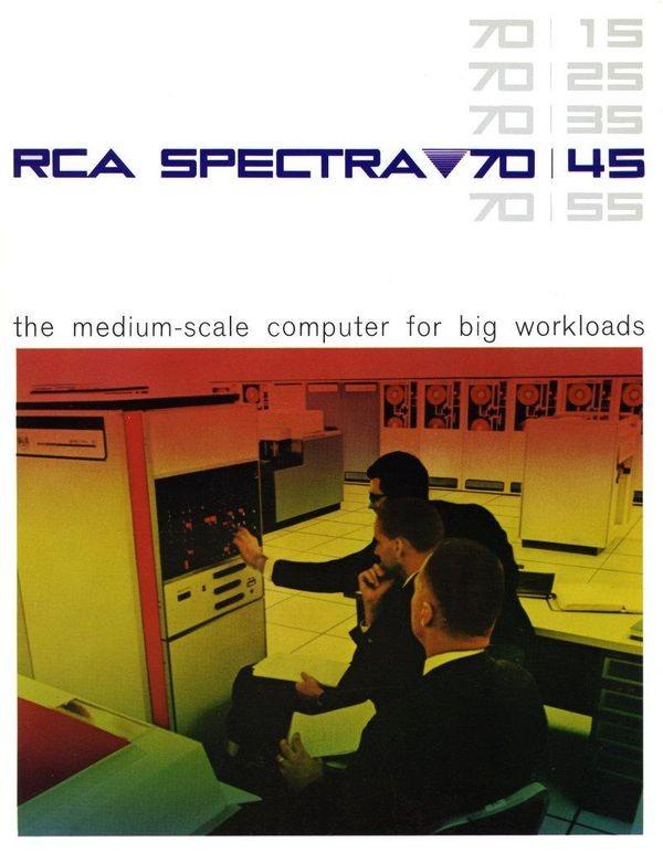 RCA ушла с компьютерного рынка