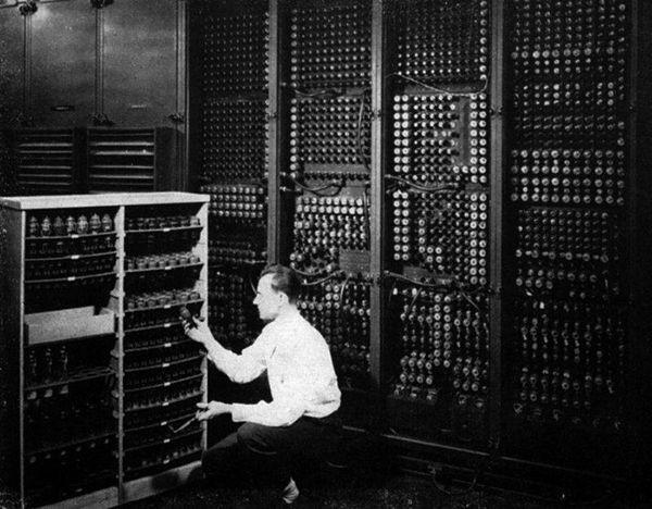 Выведен из эксплуатации компьютер ENIAC
