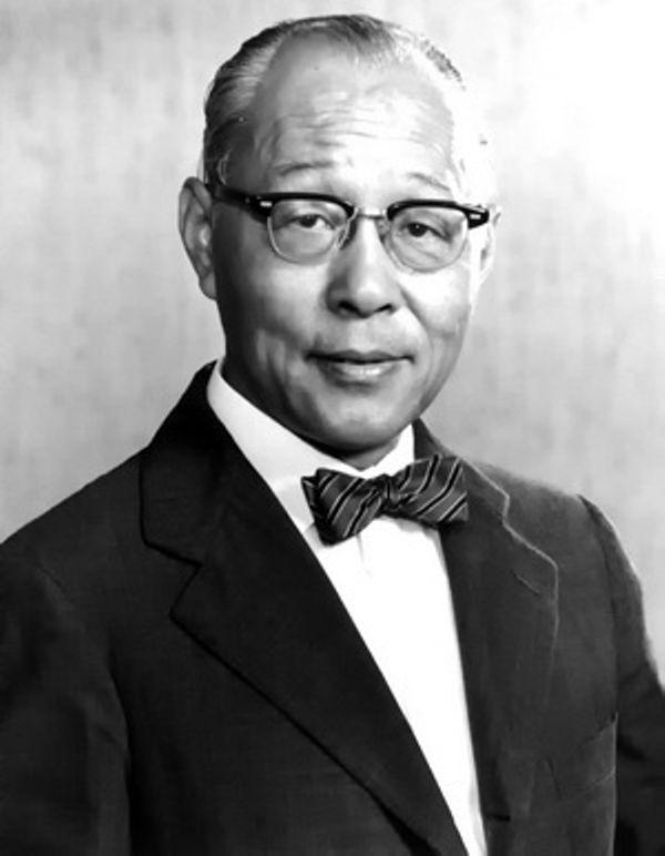 Ван Ань подал заявку на патент на магнитную память с ферритовым сердечником