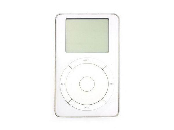 Apple Computer выпустила первый iPod