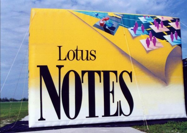 Lotus Development стала публичной компанией