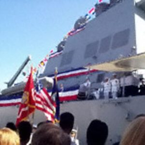 ВМС США заказали корабль USS Hopper