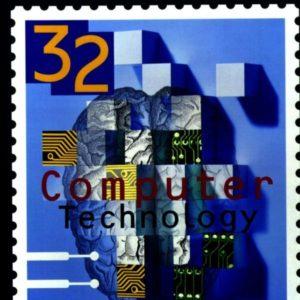 В США выпущена почтовая марка в честь ENIAC